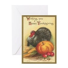 Thanksgiving Treats Greeting Card