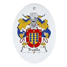 Trujillo Oval Ornament