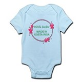 Baby Made in Costa Rica Infant Bodysuit