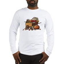 Wheelbarrow Long Sleeve T-Shirt