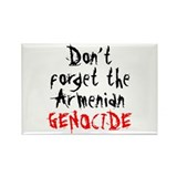 Armenian Genocide Rectangle Magnet (10 pack)