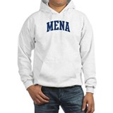 MENA design (blue) Jumper Hoody