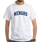 MENARD design (blue) Shirt