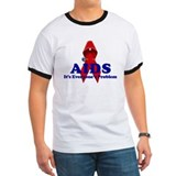 AIDS RIBBON T