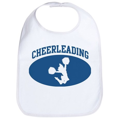 Cheerleading (blue circle) Bib