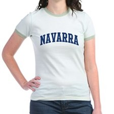 NAVARRA design (blue) T