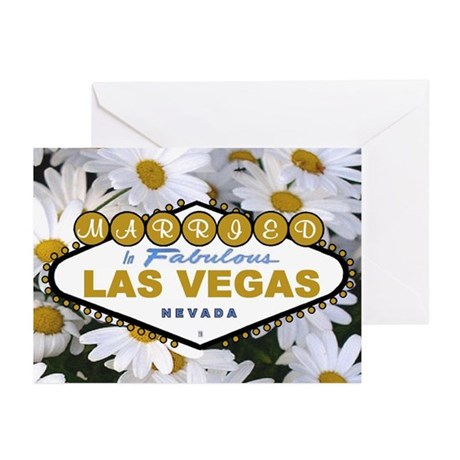 It's A Daisy MARRIED in Las Vegas Cards 10