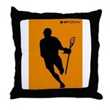 I ROCK Throw Pillow