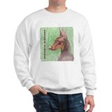 Red Doberman Pinscher 2 Jumper
