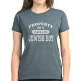 Property of a Nice Jewish Boy Tee