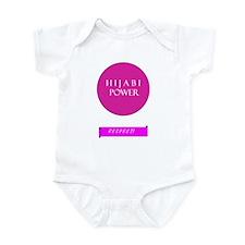 HIJABI POWER Infant Bodysuit