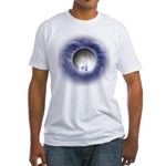 Cancer-moon Fitted T-Shirt