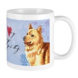 Finnish Spitz Small Mug