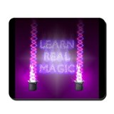 Learn Real Magic Mousepad