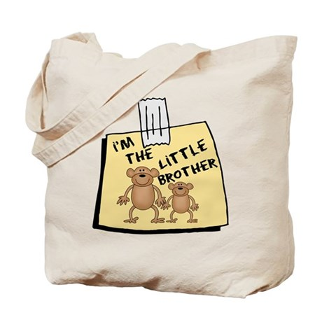 I'm The Little Brother NOTE Tote Bag