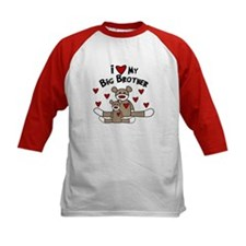 Love Little Brother SOCK Monkey Tee