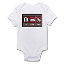 Roller Derby Infant Bodysuit