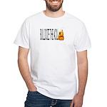 BULLDOZER T-SHIRT White T-Shirt