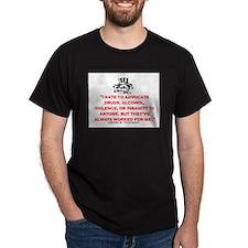 GONZO QUOTE (ORIGINAL) T-Shirt