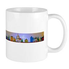 Blessing box cottage Mug
