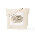 Angel Friend Tote Bag
