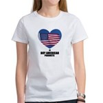 BUY AMERICAN PRODUCTS Women's T-Shirt
