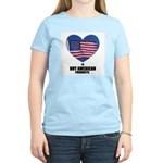 BUY AMERICAN PRODUCTS Women's Light T-Shirt