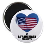 BUY AMERICAN PRODUCTS Magnet