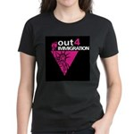 Out4Immigration Women's Dark T-Shirt