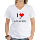 I Love My Tree Surgeon Shirt