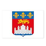 Bordeaux City Postcards (Package of 8)