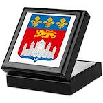 Bordeaux City Keepsake Box