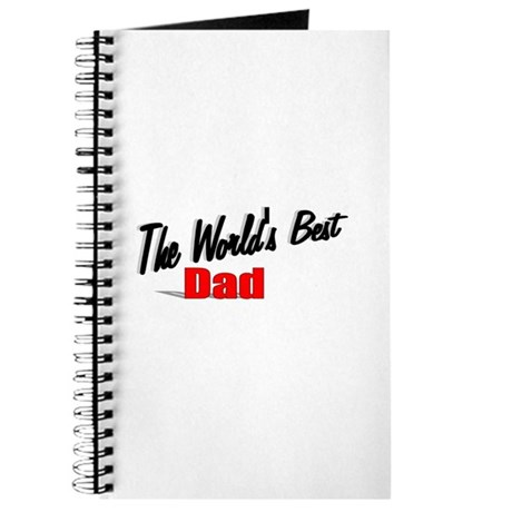"""The World's Best Dad"" Journal"