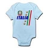 Italian pride Infant Bodysuit