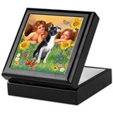 Two Angels / Boston (#3) Keepsake Box