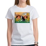 Two Angels / Boston (#4) Women's T-Shirt