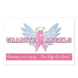 Granite Angels Postcards (Package of 8)