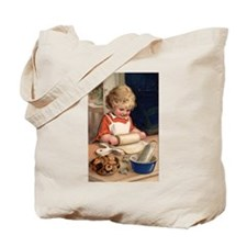 Baking Cookies Tote Bag