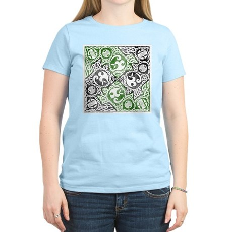 Celtic Puzzle Square Women's Light T-Shirt