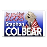 Colbear 2008 Rectangle Decal