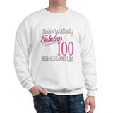 100th Birthday Gift Jumper