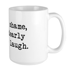 Dearly Love to Laugh Mug