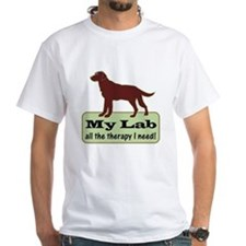 Chocolate Lab Therapy - Shirt