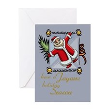 Have A Joyous Holiday Season Greeting Card