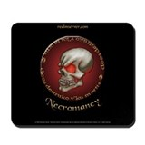 Necromancy Mousepad (Black)