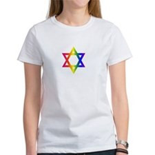 2rainbowstardavid T-Shirt