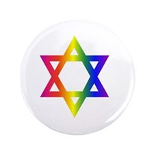 "Cute Jewish gays 3.5"" Button"