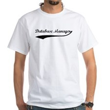 Database Manager (vintage) Shirt