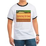 DEMOCRACY FOR IOWA Ringer T