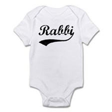 Rabbi (vintage) Infant Bodysuit